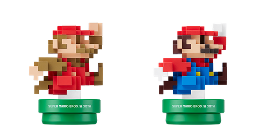 Super Mario Bros. 30th anniversary Amiboo
