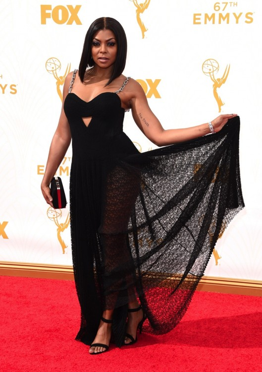 Taraji P. Henson - 67th annual Primetime Emmy Awards