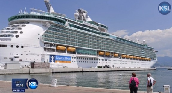 baby born on a royal caribbean cruise ship