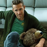 "Ryan Reynolds on Raising Daughter without a Nanny: ""I Have No Problem Waking up Five Times a Night"""