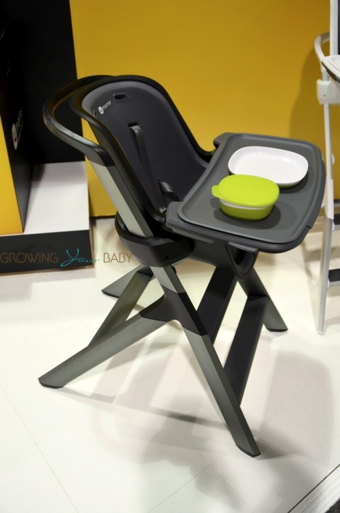 4Moms highchair - side profile