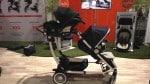 Austlen Entourage with infant seat