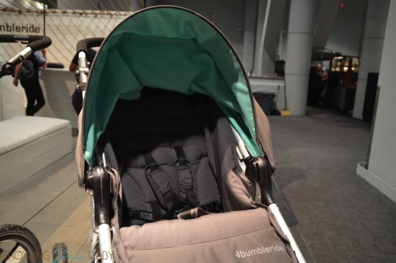 Bumbleride Speed Stroller - canopy