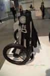 Bumbleride Speed Stroller - folded