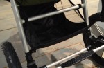 Bumbleride Speed Stroller - shopping basket