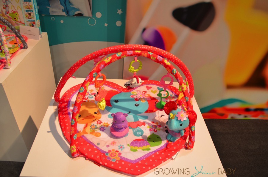 Fisher Price Heart Shaped Play Mat Growing Your Baby