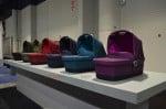 GB Maris Stroller - carry cot color range