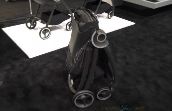 GB Maris Stroller - folded