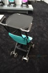 GB Pockit Stroller - back of stroller