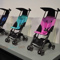 GB Debuts Their Ultra Light, Compact Pockit Stroller!