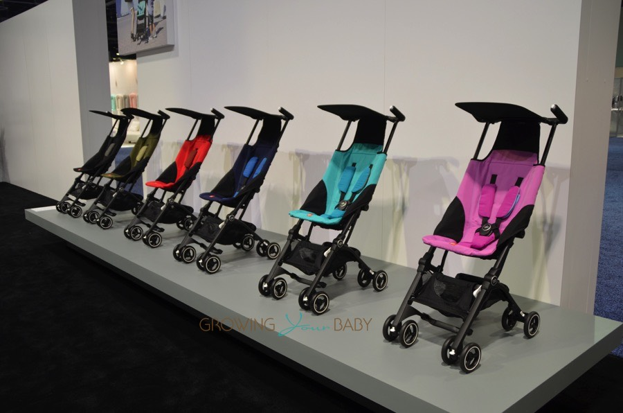 GB Pockit Stroller collection