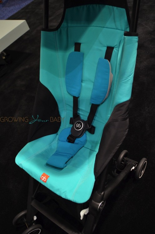 GB Pockit Stroller - seat