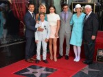 Kelly Ripa Celebrates Her Hollywood Walk Of Fame Star With Her Family