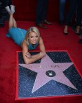 Kelly Ripa celebrates her Hollywood Walk Of Fame ceremony in LA