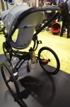 Maxi-Cosi Jogger - back of stroller