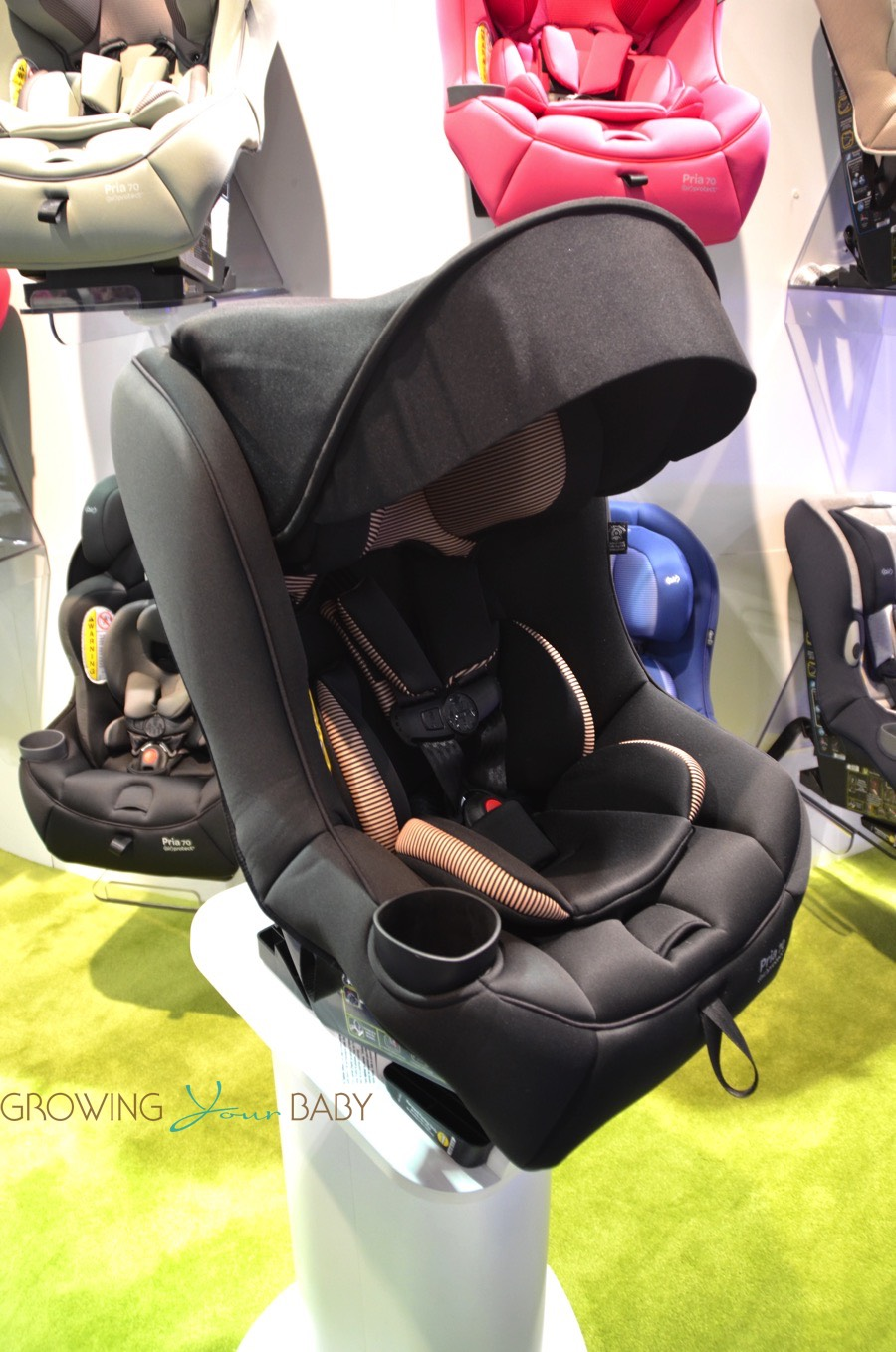 Maxi-Cosi Pria 85 sun shade & Maxi-Cosi Pria 85 sun shade - Growing Your Baby
