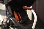 Maxi-Cosi Rachel Zoe Collaboration - Quinny Moodd seat details