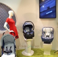 Quinny/Maxi-Cosi Debuts New Jogger and Gorgeous Designer Collections!