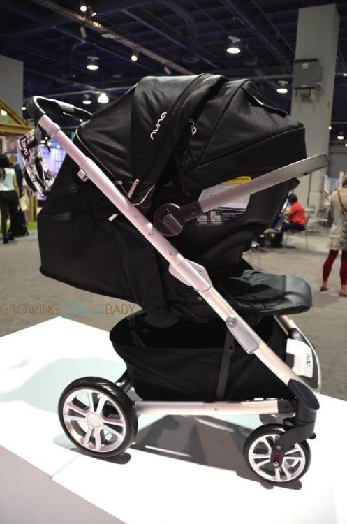 Abc Kids Expo 2015 Preview Nuna Tavo Stroller Video