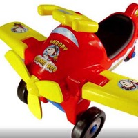 RECALL: LaRose Industries Recalls Peanuts Flying Ace Ride-On Toys Due to Choking Hazard