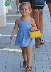 Penelope Disick out in LA