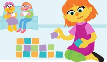 'Sesame Street' Introduces First Character With Autism Julia