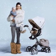 Bundle Up Baby With Stokke's Winter Kit