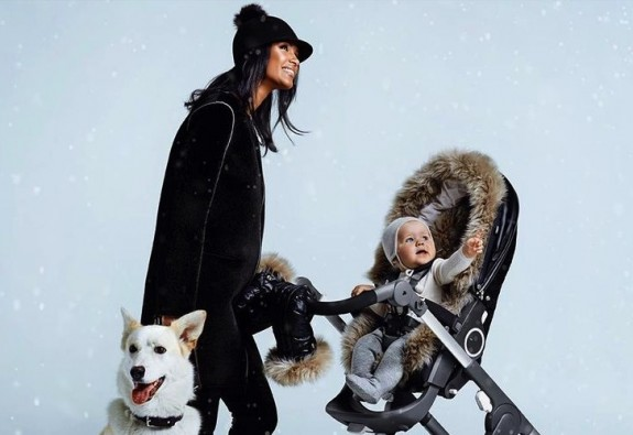 Stokke Stroller Winter Kit - black
