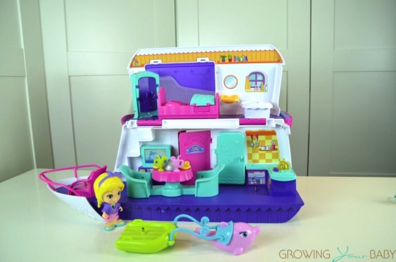 VTECH Flipsies Sandy's House & Ocean Cruiser