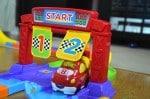 VTECH Go! Go! Smart Wheels - Ultimate RC Speedway - start line