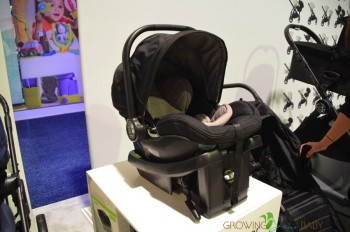 baby jogger city go infant seat