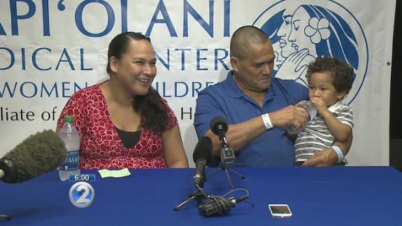 quintuplet parents Marci and Raymond DeLaCruz