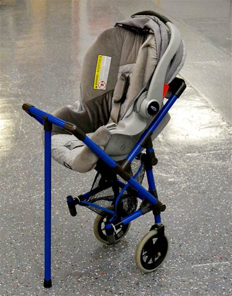 stroller wheelchair