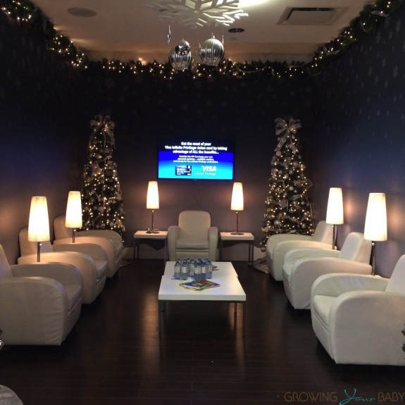 2015 RBC Avion Holiday Boutique - lounge