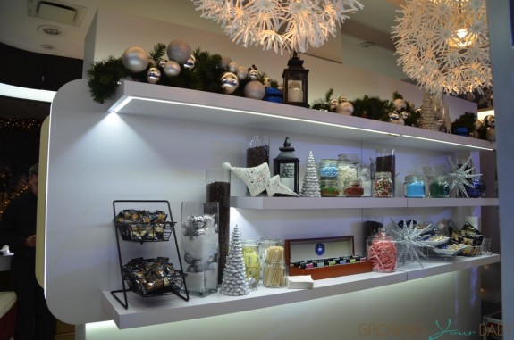 2015 RBC Avion Holiday Boutique - snack bar
