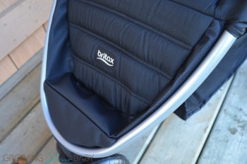 Britax B-Agile 3 - foot rest