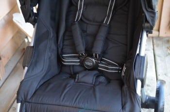 Britax B-Agile 3 - seat