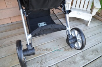 Britax B-Agile 3 - shopping basket