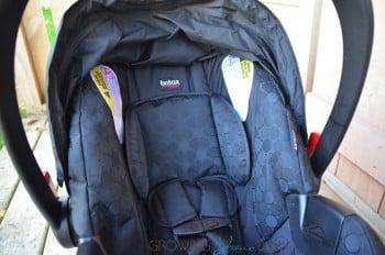 Britax B-Safe 35 Infant Seat - seat