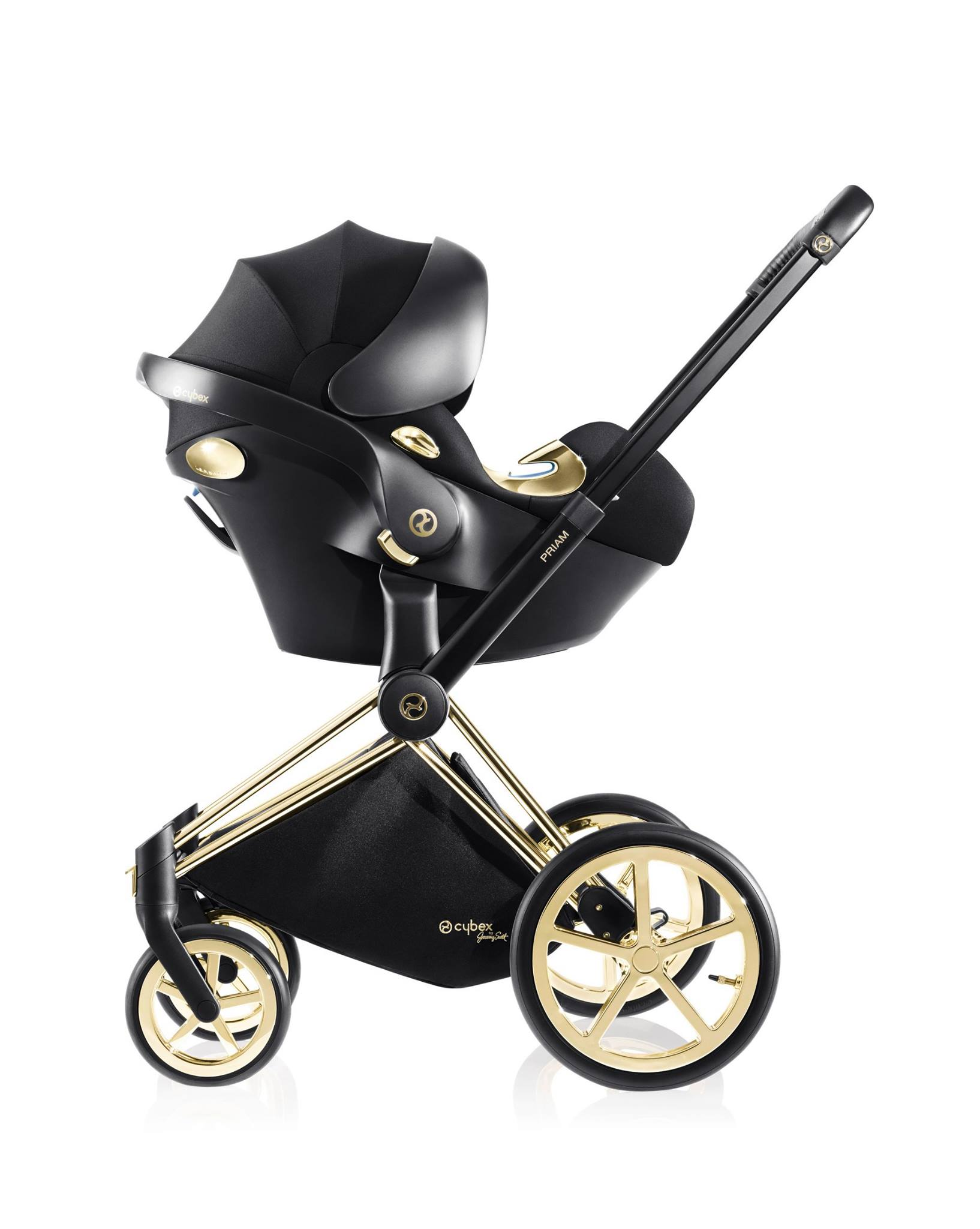 Cybex Priam Stroller Review | POPSUGAR Family