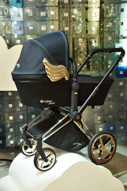 CYBEX by Jeremy Scott collection - priam stroller