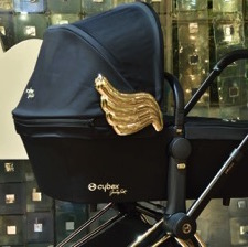 Cybex Debuts New Jeremy Scott Collection!