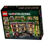 Ghostbusters Firehouse Set 75827 - box