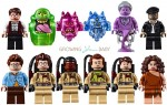 Ghostbusters Firehouse Set 75827 characters