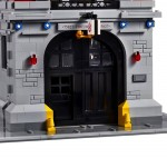 Ghostbusters Firehouse Set 75827- front door