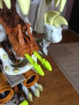 Imaginext Ultra T-Rex - arrows ready to be fired