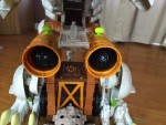 Imaginext Ultra T-Rex - canons