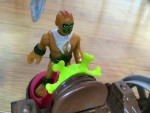 Imaginext Ultra T-Rex -character on third power pad