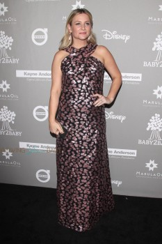 Jessica Capshaw at the 2015 Baby2Baby Gala