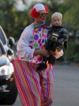 Josh Duhamel out for Halloween 2015 with son AXL